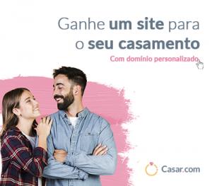 Faça seu site de casamento