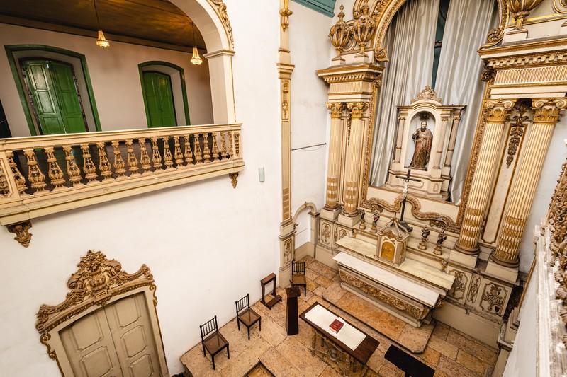 Igreja para casar em Salvador: Igreja de São Joaquim na Casa Pia