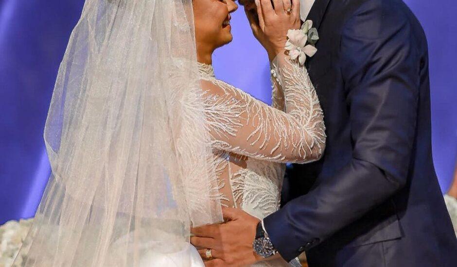 Veja como foi o casamento de Viviane Araújo