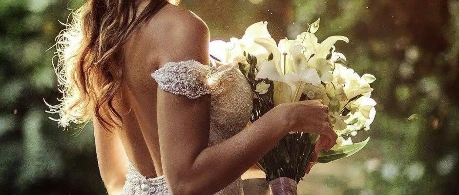 O vestido de noiva perfeito com Elizabeth Marie Noivas